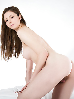 Showy Beauty  Kay  Beautiful, Erotic, Softcore, Shaved, Solo, Pussy