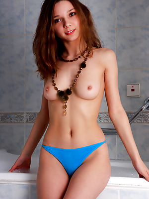 Amour Angels  Ira  Brunettes, Bath, Shower, Teens, Solo